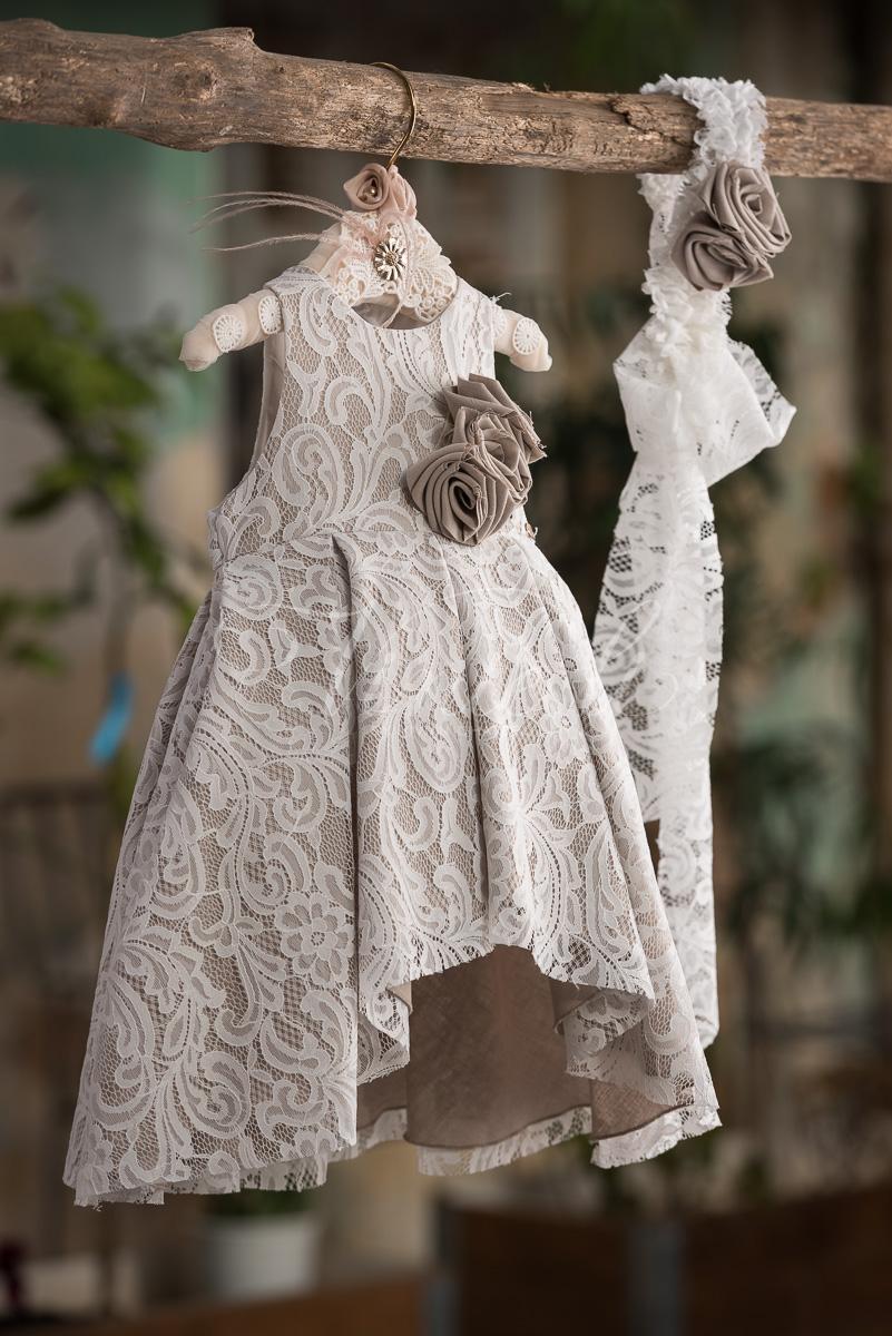 df9ff764ad04 Vinteli : Βαπτιστικά Ρούχα για κορίτσι Vinteli 2716