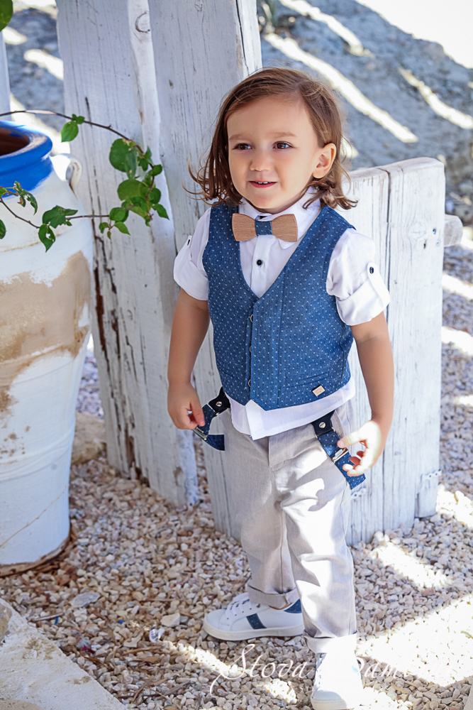 bb3f28c4f15 Stova Bambini : Βαπτιστικά Ρούχα για αγόρι Stova Bambini-SS18B13