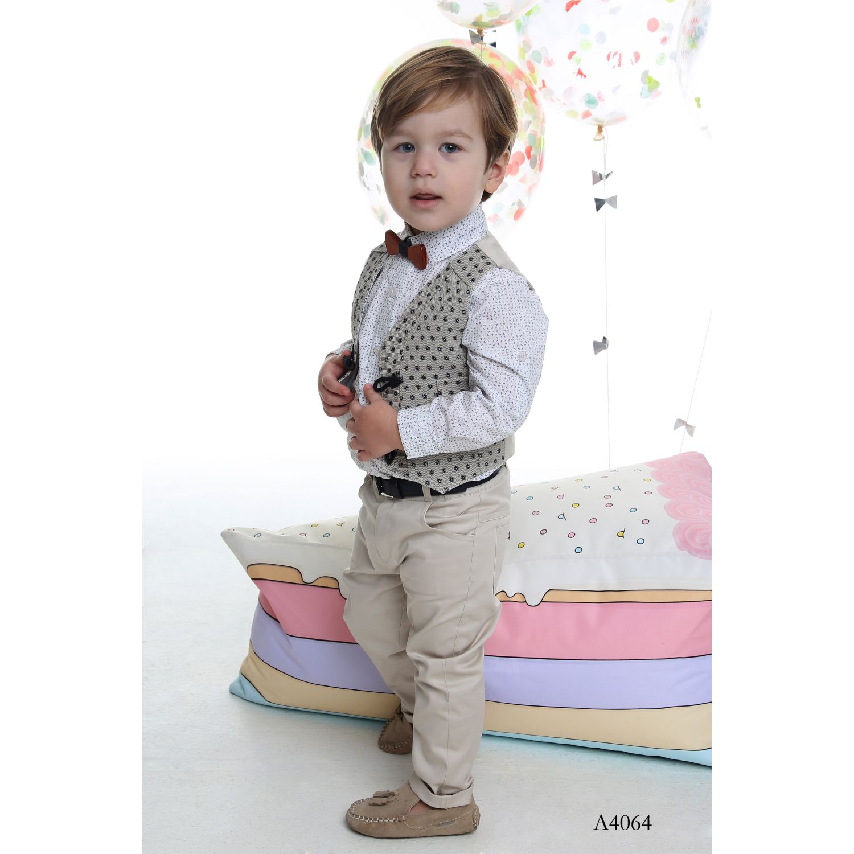 Michiamo   Βαπτιστικά ρούχα για αγόρι Michiamo f3a5085d015