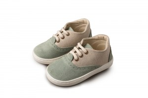4098-LIGHT GREEN_BEIGE-BABYWALKER-SHOES